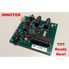 INNOTEK RT-CRC3 Cross Band Repeater Controller Module with RT-4PS DIY Radio Connection Cable