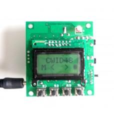 INNOTEK RT-CWID48 Morse Code ID Keyer