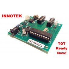 INNOTEK RT-DRC3 Duplex Repeater Controller Module with RT-4PS DIY Radio Connection Cable