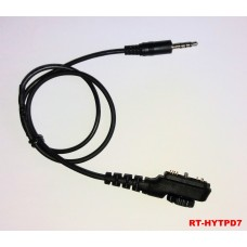 RT-HYTPD7 Radio Connection Cable for Hytera HYT PD702 PD752 PD782 Handheld Radios