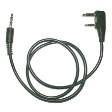 RT-KH1 Radio Connection Cable for Kenwood Handheld Radios