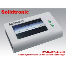 Solidtronic ST-RoIP3-Azetti RoIP Gateway with RT-4PS DIY Radio Connection Cable