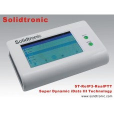 Solidtronic ST-RoIP3-RealPTT RoIP Gateway with RT-4PS DIY Radio Connection Cable