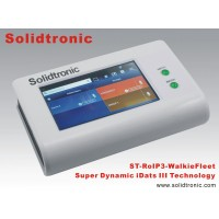 Solidtronic ST-RoIP3-WalkieFleet RoIP Gateway with RT-4PS DIY Radio Connection Cable