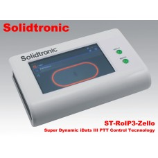 Solidtronic ST-RoIP3-Zello RoIP Gateway with RT-4PS DIY Radio Connection Cable