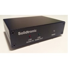 Solidtronic ST-RoIP1+ RoIP PC-Radio Interface with RT-4PS DIY Radio Connection Cable